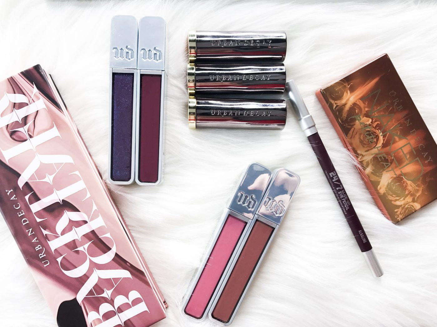 Urban Decay's Back Talk Spring Collection and Vice Lipsticks. Beauty Reviews & Product Reviews. The makeup collection you need for the spring!