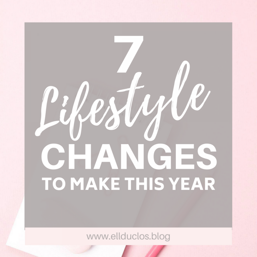 7 lifestyle changes you need to make this year to live a happier life
