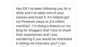Pinterest with Ell Review