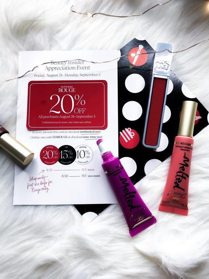Top 10 Beauty Picks – Sephora VIB Sale