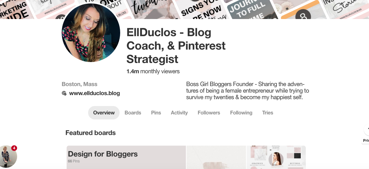 How to grow your blog traffic with Pinterest using these tips.