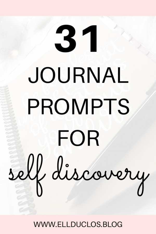31 journal prompts for self discovery. Discover what you desire in life by taking this 31 day self discovery challenge. It's time to live a life that makes you happy.
