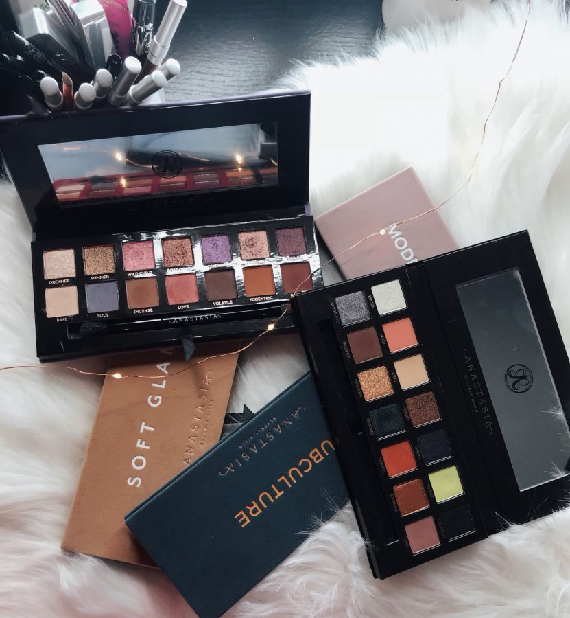 Anastasia Beverly Hills palette swatches and reviews. Are the ABH palettes worth the hype? First impressions.