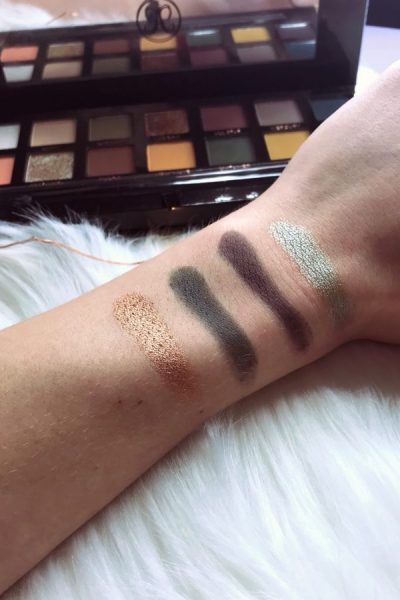 Anastasia Beverly Hills Subculture palette review and swatches. Is the Subculture palette worth the money?