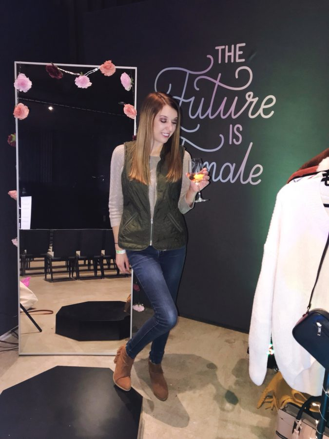 Boston College Fashion Week with Ulta Beauty. Here is my experience!