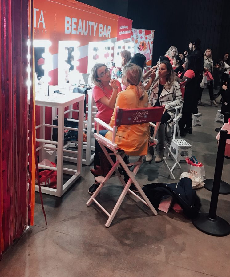 Boston College Fashion Week with Ulta Beauty - My experience