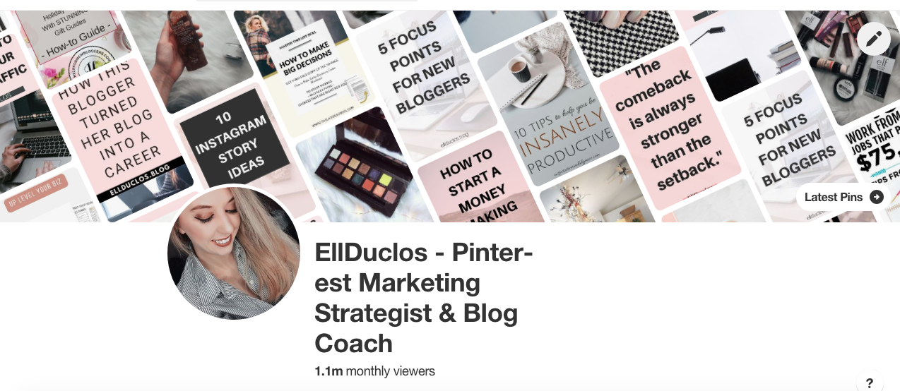 Updated Pinterest tips to help you grow your blog traffic through Pinterest