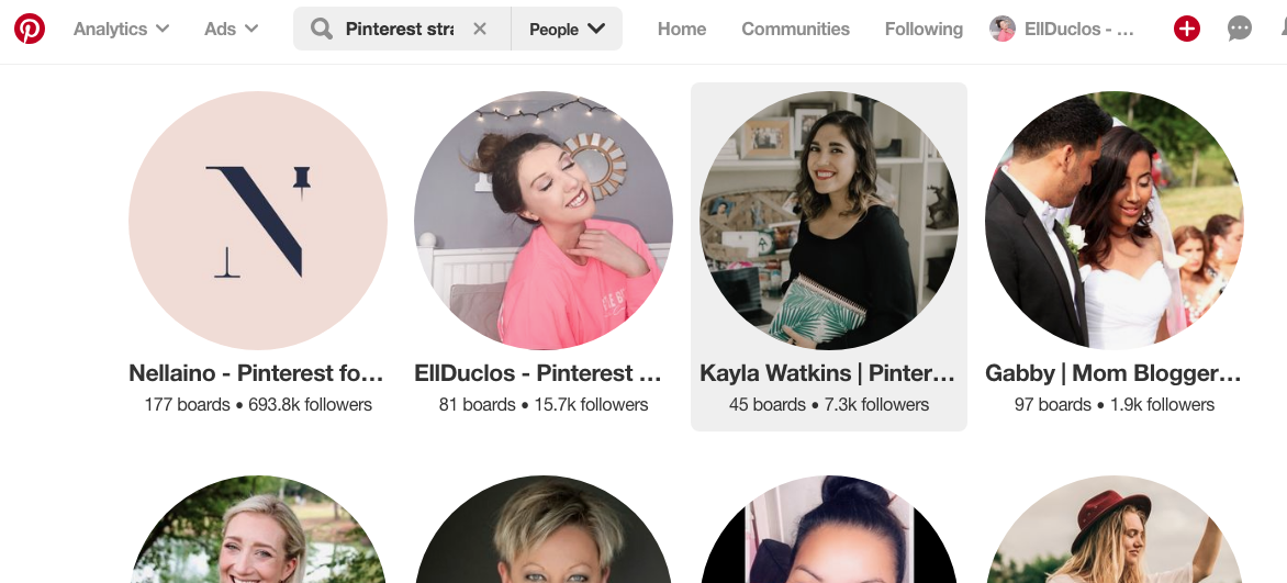 Pinterest strategies to grow your blog traffic