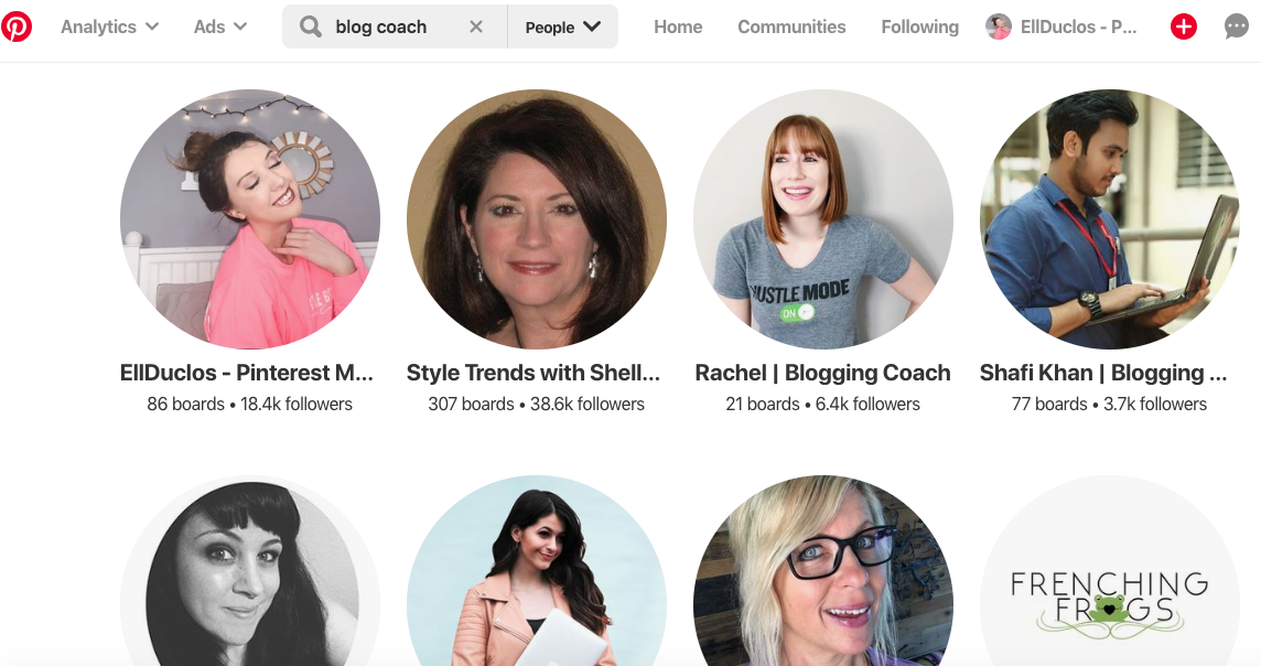 How to grow your blog traffic with Pinterest