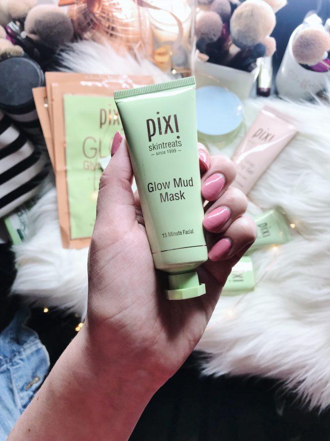 Pixi Glow Mud Mask - Pixi skin care products I love