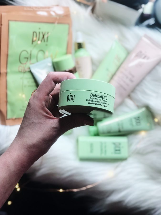 Pixi Detoxifeye review - Skin care products I love from Pixi Beauty