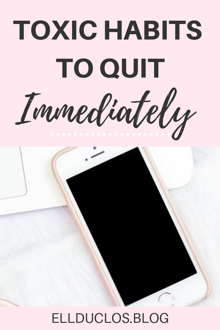 10 toxic habits to quit immediately! Are you practicing these toxic habits?