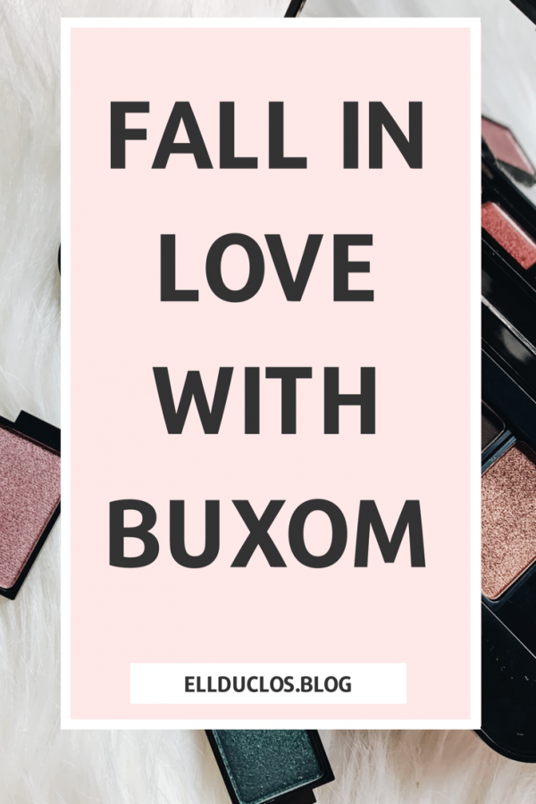 Create your own eyeshadow palette with Buxom Cosmetics. Fall in love with Buxom Cosmetics.
