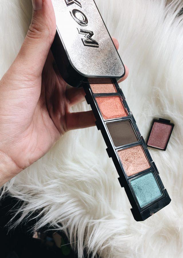 Buxom Cosmetics customizable eyeshadow palette. Create your own customized eyeshadow palette.