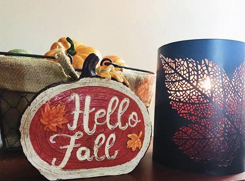 How to Cozy up your Home for the fall