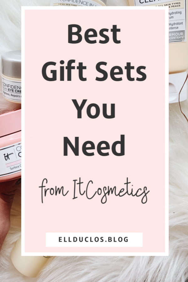 The best holiday gifts sets you need from It Cosmetics - Holiday gifts for any beauty lover.