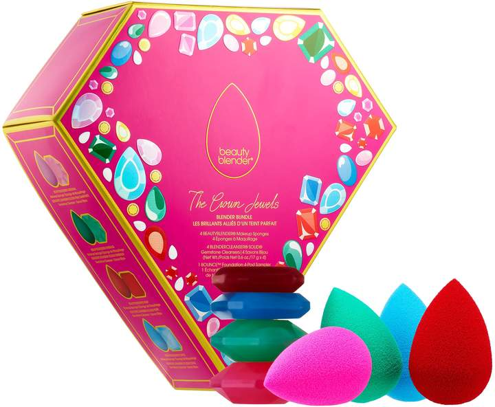 2019 Sephora Holiday Gift Sets, Beauty Blender The Crown Jewels Blender Essentials.