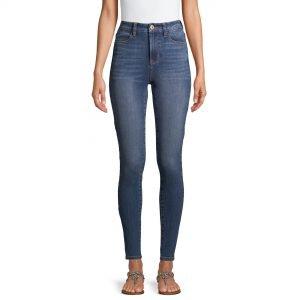 Fall high rise skinny jeans