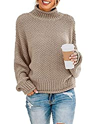 Cozy Sweater for fall in Amazon