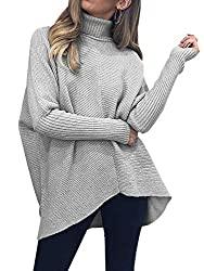 Amazon fall fashion finds - Grey knit sweater