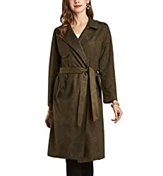 Fall trench coat from Amazon