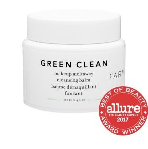 Clean Beauty - Green Clean Makeup removing cleansing blam