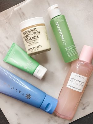 skin care products that I love from Sephora.